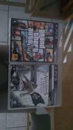 GTA 5 e Assassin's Creed