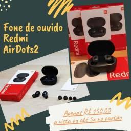 Fone de ouvido Redmi AirDots2