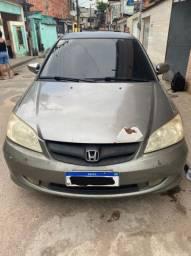 Honda civic 05 1.7