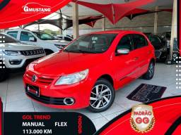 Gol TREND 2009 COMPLETAO EXTRA ( Gmustang veiculos )