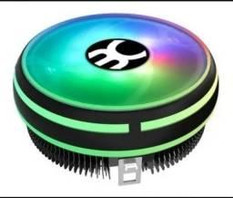[OlxPay] Cooler Processador Rgb Pc Intel e amd 1150 1151 1155 Fm2+ Am3+ Am4