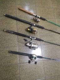 Tralhas de pesca