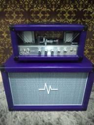 Amplificador Mollgar Custom 25 valvulado