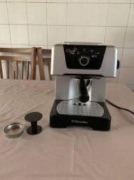 Cafeteira expresso Electrolux