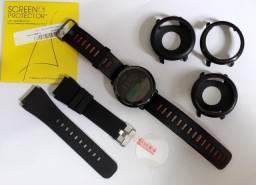Smartwatch Amazfit Pace - GPS, batimentos e monitor de sono