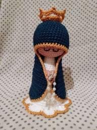 Amigurimi Crochê bonecos e chaveiros etc