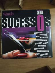 Disco de vinil (LP) Wando - Coleção Sucessos