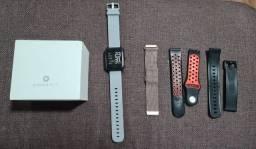 Amazfit Bip + 4 pulseiras