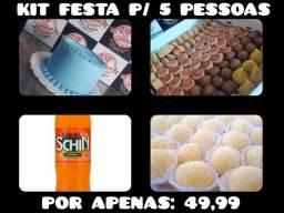KITS FESTA APARTIR DE 49.99
