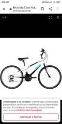 bike bicicleta caloi max mtb 21v