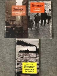 Livros Marigret Simenon