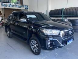 Toyota Hilux srv 4x4 diesel completo fs caminhoes