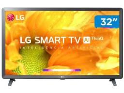"SmartTV LG 32"" HD, HDR, Wi-Fi, Bluetooth, Netflix, Youtube 3 HDMI 2 USB"