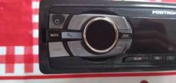 Rádio automotivo- POSITRON