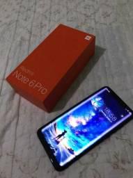 Xiaomi Redmi Note 6 Pro 64GB 4GB RAM Preto<br>Xiaomi Redmi Note 6 Pro 64GB?<br><br>?<br><br>?<br><br>?<br><br>?<br><br><br>