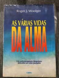 Livro As Várias vidas da Alma