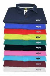 Camisas pólo masculina