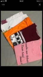 Lote T-Shirt