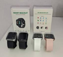 Relógio Inteligente BARATO - Smartwatch com excelente custo benefício