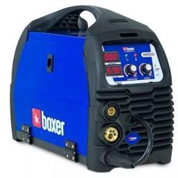 Inversora Máquina De Solda Mig Flex 160 Er/tig Com Tocha Mig