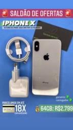 iPhone X 64GB. PROMOÇÃO!!!!!!