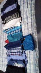Lote roupas meninos