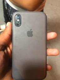 iPhone X 256gb Novíssimo
