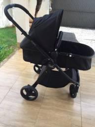 Carrinho de Bebê (Multiposições com Bebê Conforto)