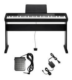 Piano Digital Casio Cdp 135 Bk