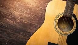 Aulas de violão/Cavaquinho