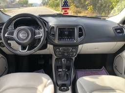 Jeep Compass 2018 - Branco