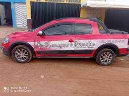 Saveiro Cross cab dupla