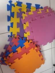 Tatame 15 peças 50x50
