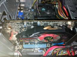 Placa de vídeo Radeon série 5770 ddr5, 128 bits