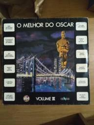 Disco de vinil (LP) O Melhor do Oscar Volume III