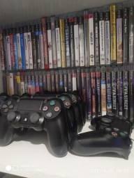 Manetes PS4 Originais Playstation 4