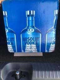 Vodka ABSOLUT  6 unidades de 1 litro