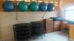 Equipamentos para ginástica