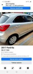 Ford ka se 2017