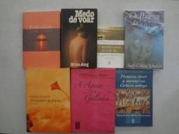Livros Romances e Auto ajuda