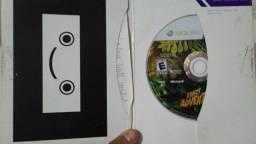 Kinect Adventures + cartão calibragem