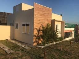 Casas Proximo ao Sobradinho - Porcelanato - lage