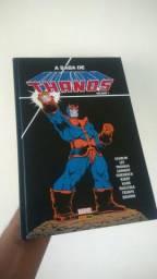 HQ A saga de THANOS volume 1
