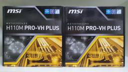 Placa mãe MSI H110M PRO-VH PLUS