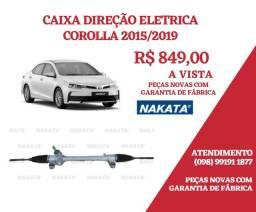 CAIXA DIREÇÃO ELÉTRICA COROLLA 2015/2020