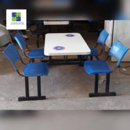 Mesas para restaurante e refeitório ( tenho em quantidade)