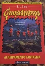 Goosebumps - Acampamento Fantasma