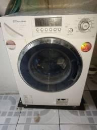 Lava e seca eletrolux lse09 retirar peças