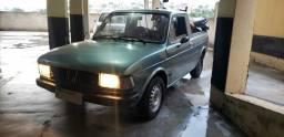 Fiat City (147 pickup) 1987