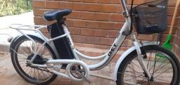 Bicicleta elétrica  oportunidade